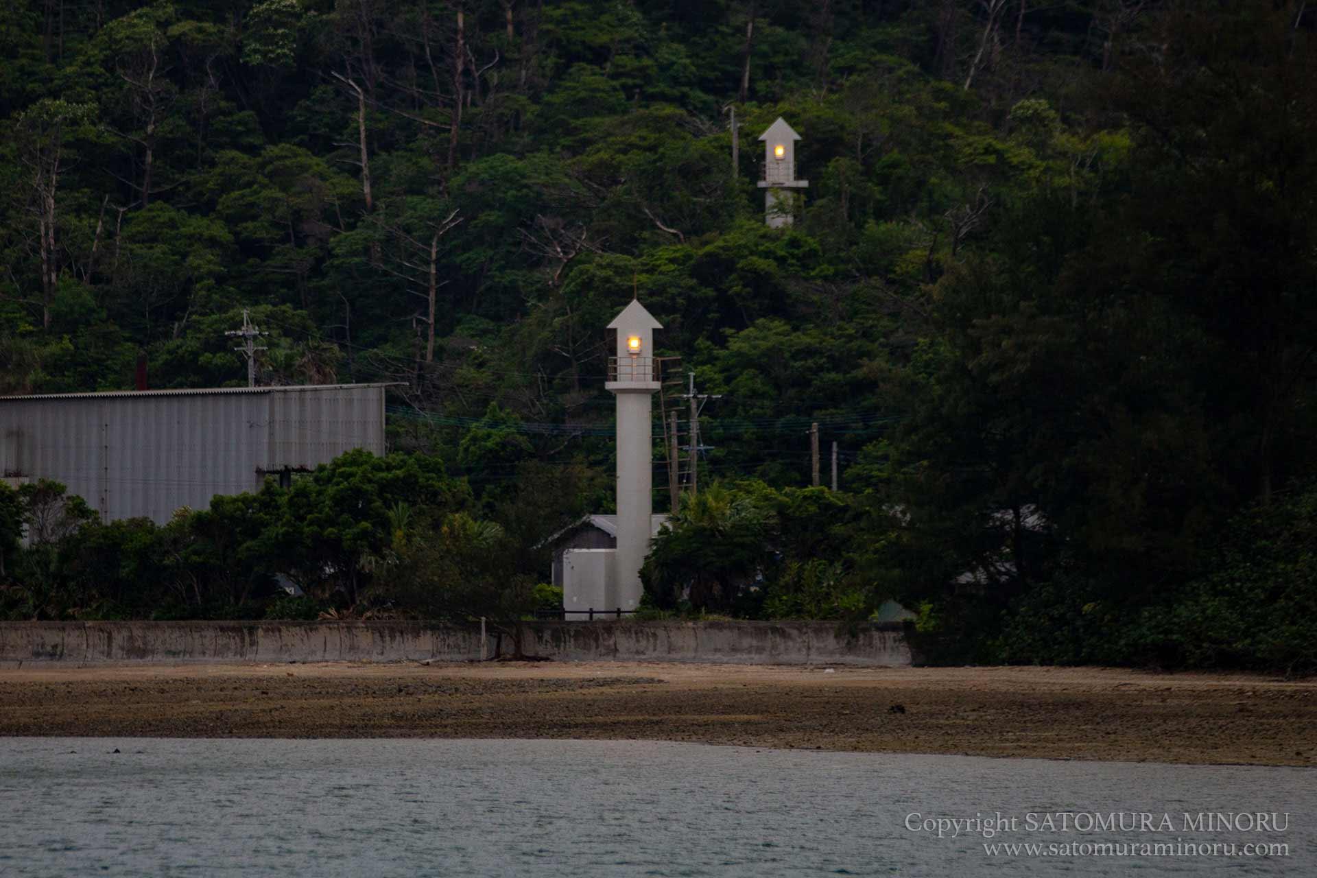 前肥田の灯台